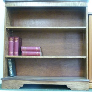 country-oak-bookcase
