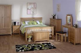 Devonshire Oak Bedroom Range