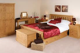 Devonshire Pine Bedroom Range