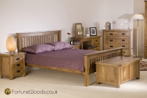 Strand Bedroom Range