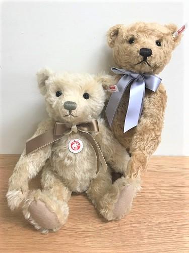 Steiff UK Bear 2018 & 2019